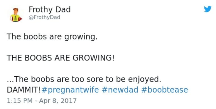 These Husbands Have Found Creative Ways To Tackle Their Pregnant Wife Problems
