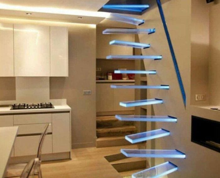 30 Epic Stair Design Fails Thatll Make You Scared To Leave